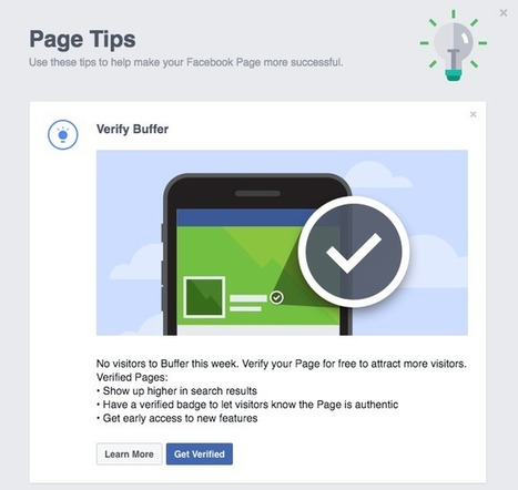 11 Little-Known Facebook Marketing Features You Can Try Today | social media useful  tools | Scoop.it