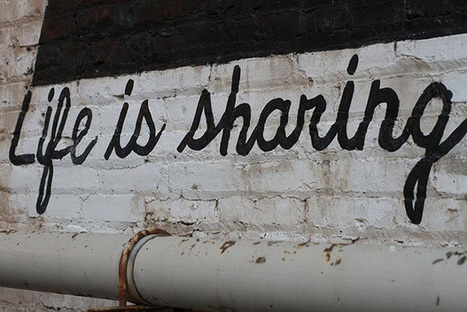 L'économie du partage en questions - #1 : vers une ville mutualisée ? - Demain La Ville - Bouygues Immobilier | Innovations sociales | Scoop.it