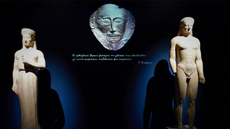 National Archaeological Museum Highlights 150-Year Anniversary With 'Odyssey' Exhibition | LVDVS CHIRONIS 3.0 | Scoop.it
