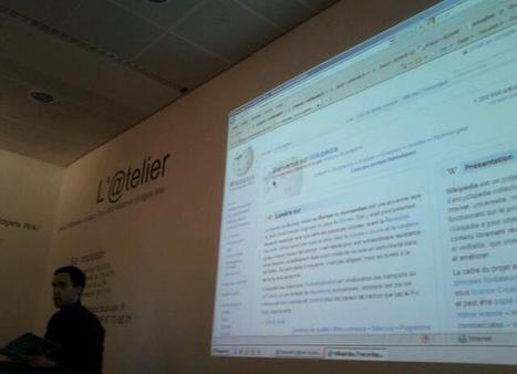 Premier atelier Wikipedia à la Bibliothèque | Z-archivactions | Scoop.it