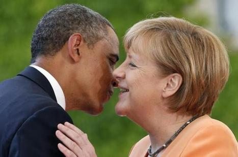 Obama in Europe: A friendly visit? | News in english | Scoop.it