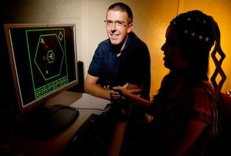 Brain Waves Predict Video Game Aptitude - Science News - redOrbit | are you game | Scoop.it