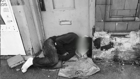 Homeless Inuit abused by Montreal police, photographer alleges - CBC.ca | Inuit Nunangat Stories | Scoop.it