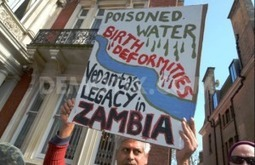 Zambian villagers win right to have case against Vedanta & KCM heard in UK | Foil Vedanta | Daraja.net | Scoop.it