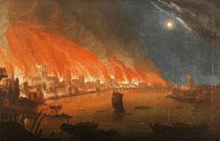 The Great Fire ofLondon | L'actu culturelle | Scoop.it