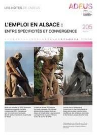 Strasbourg - Les Notes de l'ADEUS n°205 : économie — Agence de développement et d'urbanisme de l'Agglomération Strasbourgeoise (ADEUS) | Dernières publications des agences d'urbanisme | Scoop.it