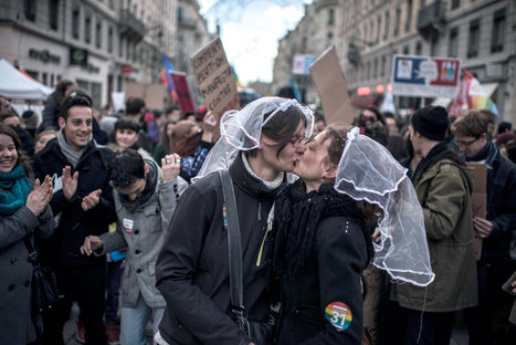 France Debates Gay Marriage Law | Religion and Life | Scoop.it