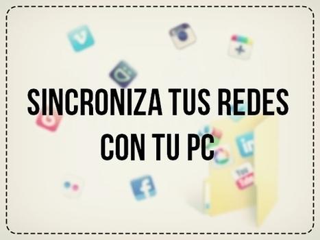 Lleva a carpetas de PC el contenido de tus redes sociales con Social Folders | Redes sociales | Scoop.it