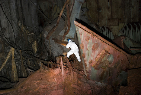 The Illicit Spelunker Capturing Underground Scenes at Chernobyl | Nuclear Physics | Scoop.it