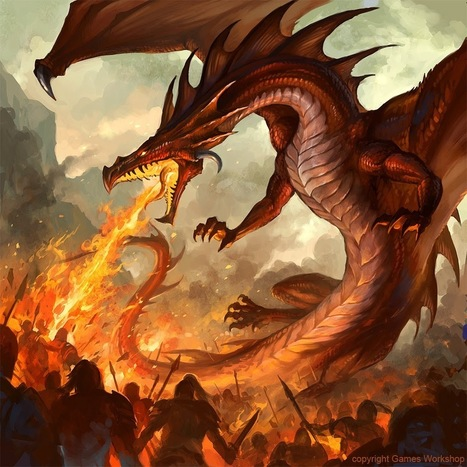 The Crimson Alkemist: Conquering Westeros...the Chemistry of Fire Breathing Dragons   ciencia   Scoop.it
