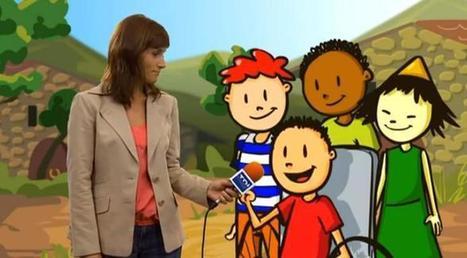Recursos per treballar el Dia Universal dels Drets dels Infants al cau i a l'esplai   Educació en el lleure   Scoop.it