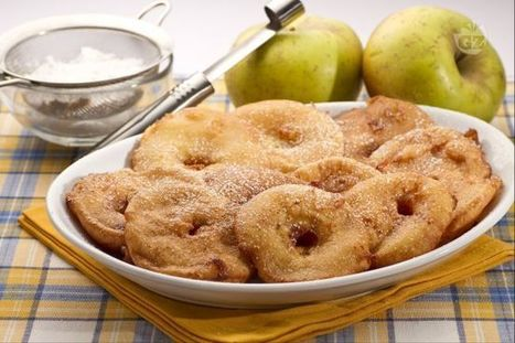 Frittelle di mele   La Cucina Italiana - De Italiaanse Keuken - The Italian Kitchen   Scoop.it