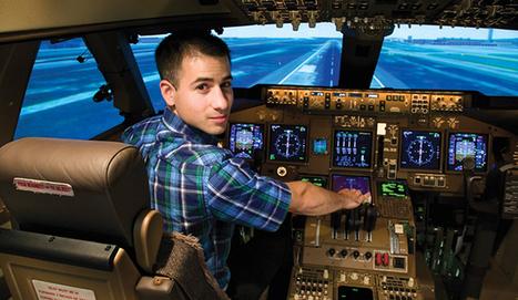 Le CRIAQ donne des ailes à la recherche aérospatiale du Québec | Affaires Universitaires | S'informer pour agir ! | Scoop.it