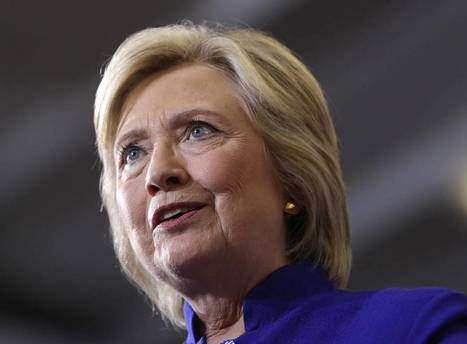 'The New York Times' apoya la candidatura de Hillary Clinton, Silvia Ayuso | Diari de Miquel Iceta | Scoop.it