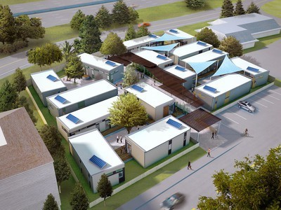 Blu Homes To Build Small Affordable Houses for the Poor of Marin County | Pre Fab Homes | Scoop.it