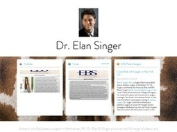 Dr. Elan Singer | EBS Plastic Surgery | Scoop.it
