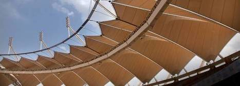 Fabric Roof | Design and Media | Scoop.it