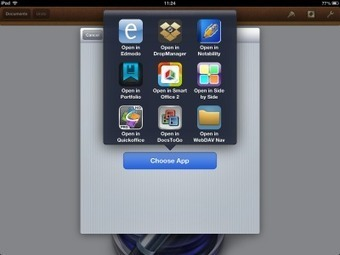 Edmodo is THE iPad Workflow Solution | eHS Mobile Classroom | Scoop.it