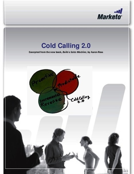 Cold Calling 2.0 | In the world of Sales | Scoop.it