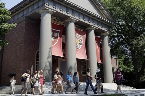 So What If Everyone at Harvard Gets an A? | Lucas Arnestad-becoming a teacher CE project | Scoop.it