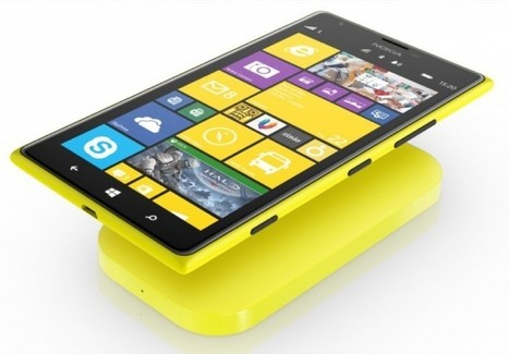 Lumia 1520, ya es oficial el primer phablet con Windows Phone | IT y Gadgets | Scoop.it