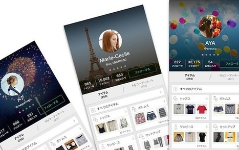 XZ app aims to propose fashion version of sharing economy in Japan | Interesting Apps | Scoop.it