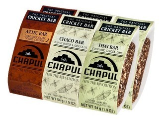 CHAPUL - Sampler Pack | Entomophagy: Edible Insects and the Future of Food | Scoop.it
