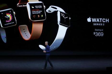 El nuevo Apple Watch es sumergible, tiene GPS y está disponible con caja cerámica | Mobile Technology | Scoop.it