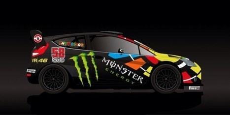La Gazzetta dello Sport - Rossi interview from Monza Rally Show | Ductalk Ducati News | Scoop.it