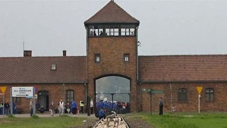 Outrage after Auschwitz installs showers to 'cool down' visitors | World War II | Scoop.it