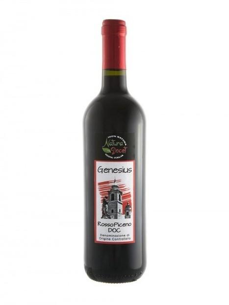 "Rosso Piceno DOC ""Genesius"" 2011, Natura Docet, Macerata | Wines and People | Scoop.it"