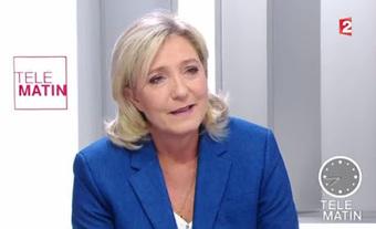 VIDEO. 4 Vérités-Marine Le Pen: L'UE va distribuer des cartes bleues aux migrants en Turquie | Le libre arbitre à l'épreuve de la neurobiologie | Scoop.it