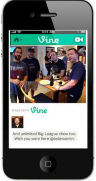 How 5 Large Consumer and B2B Brands Are Using Vine | PRactical | Scoop.it