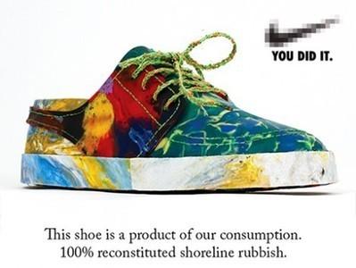 Así son las primeras zapatillas construidas con basura del océano   Tres británicos han creado el primer calzado fabricado con envases encontrados en la playa. Las zapatillas molan, pero el plan es...   Slow life style   Scoop.it