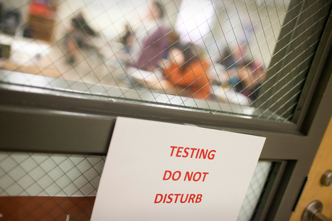 Enough! Facing backlash from parents, Texas cuts back on student testing - NBCNews.com (blog)   Research and Science Teaching   Scoop.it