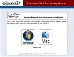 Respondus LockDown Browser: The Student Experience | CourseSites Conversations | Blackboard Tips, Tricks and Guides for Higher Education | Scoop.it