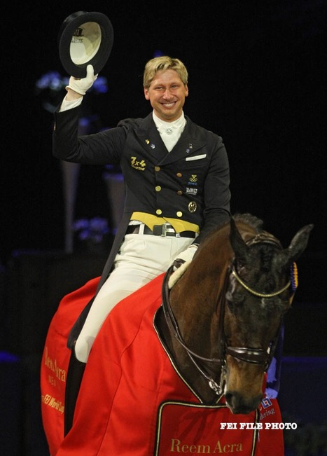 News Capsule: Sweden's Patrik Kittel Switches Injured Horse for Sound One Hours Before European Championship Inspection | Fran Jurga: Equestrian Sport News | Scoop.it