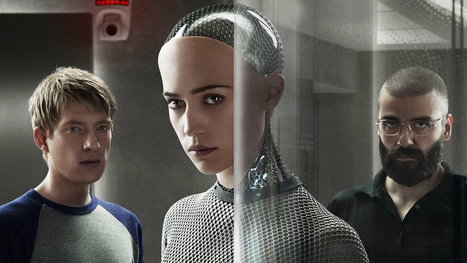 Ex Machina Has a Serious Fembot Problem | Film studies | Scoop.it