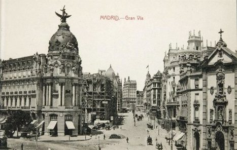 16 octobre 2013 23H Madrid 16 October 2013 11 pm | Historic Thermal Cities Villes Thermales Historiques | Scoop.it