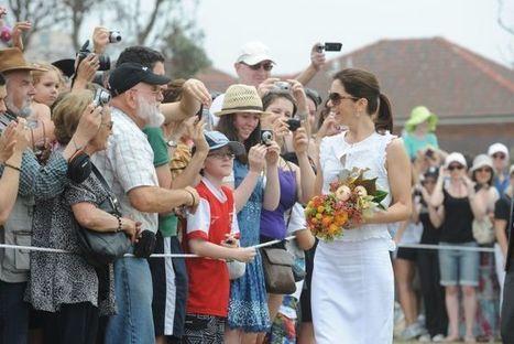 Hundreds greet the Danish Royals in Melbourne | Magic Australia | Scoop.it