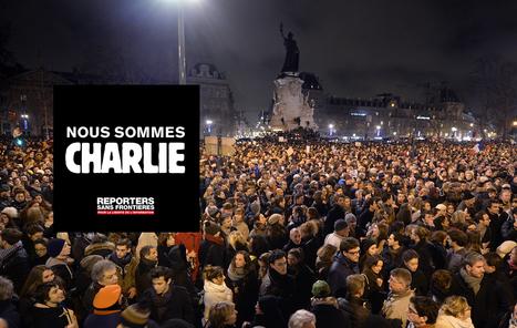 #pétition : NOUS SOMMES CHARLIE | Au hasard | Scoop.it