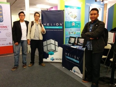 Not waiting for Google, an Indonesian startup has its own Project Loon | Health & Science | Scoop.it