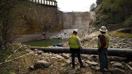 Why California is demolishing the San Clemente Dam - CNBC | Fish Habitat | Scoop.it
