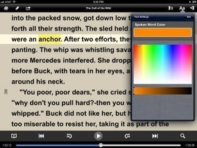 Text to Speech App: Voice Dream Reader | Teaching students with Intellectual and Learning  disabilities in Vocational Education | Scoop.it