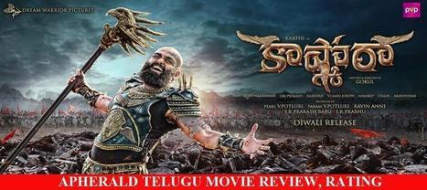 Kashmora (Kaashmora) Telugu Movie Review, Rating   A Aa Telugu Movie Review, Rating   Scoop.it