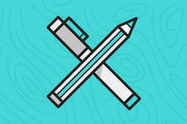 4 Great Examples of Flat Design Websites ~ Creative Market Blog | timms brand design | Scoop.it