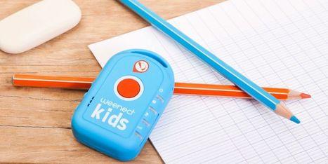 Weenect Kids, le traceur GPS pour enfant - Web des Objets | Gadgets Connectés | Scoop.it