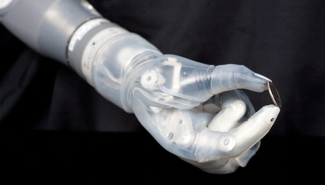 A Bionic, Mind-Controlled Arm, From the Inventor of the Segway | UtopianDynamics | Scoop.it