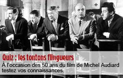 Le Quizz des Tontons Flingueurs - Le Point | Que s'est il passé en 1963 ? | Scoop.it