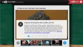 Glearning blog: YouTube for teachers: 10 ideas how to use it in the classroom (receptively) | Information Technology Learn IT - Teach IT | Scoop.it